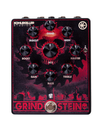 Grindstein PRE-Order – The ultimate death metal preamp