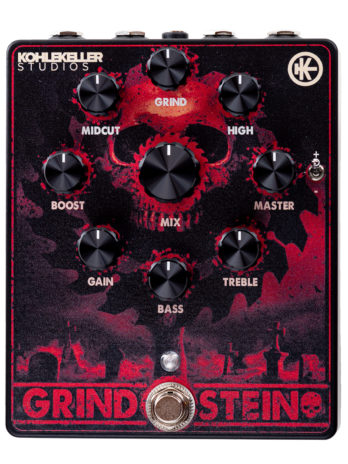 Grindstein – The ultimate death metal preamp