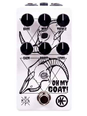 OhMyGoat! – The devil's distortion (WHITE)